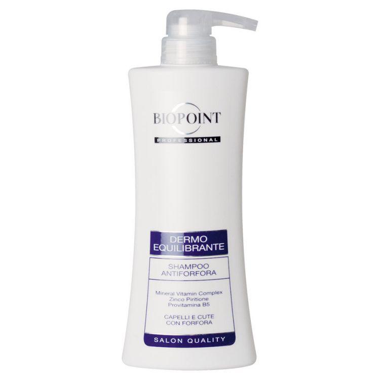 Biopoint professional dermo equilibrante shampoo for Salon quality shampoo