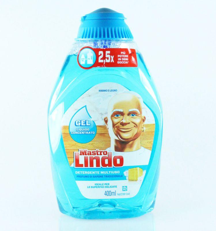 Mastro lindo gel superfici delicate 400ml - Mastro lindo bagno ...