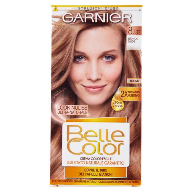 Garnier belle color crema colorfacile risultato naturale