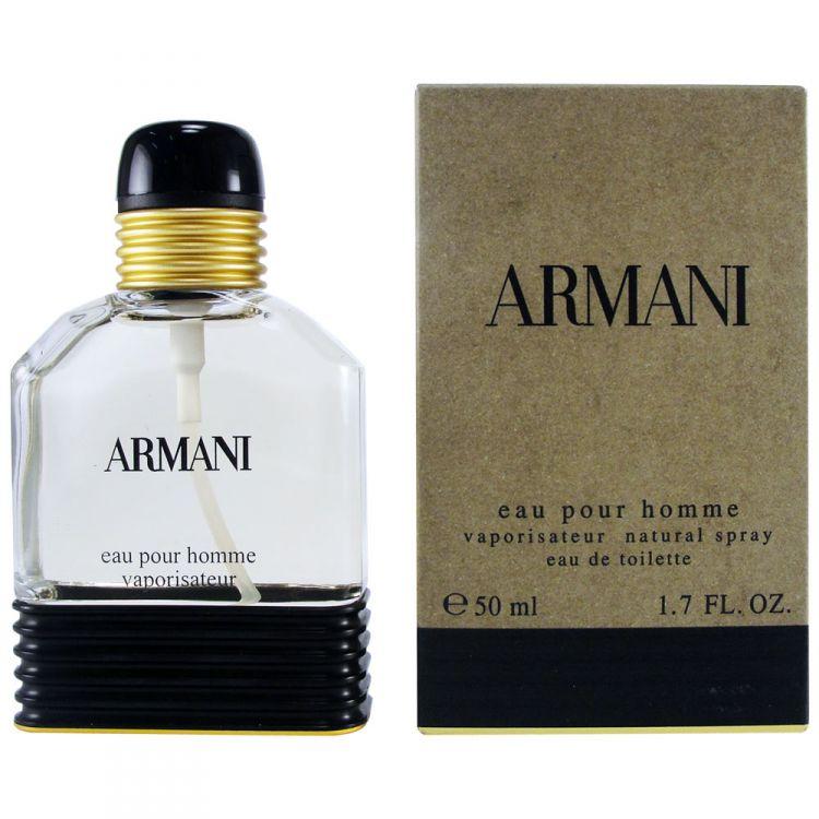 giorgio armani eau pour homme eau de toilette 50ml. Black Bedroom Furniture Sets. Home Design Ideas