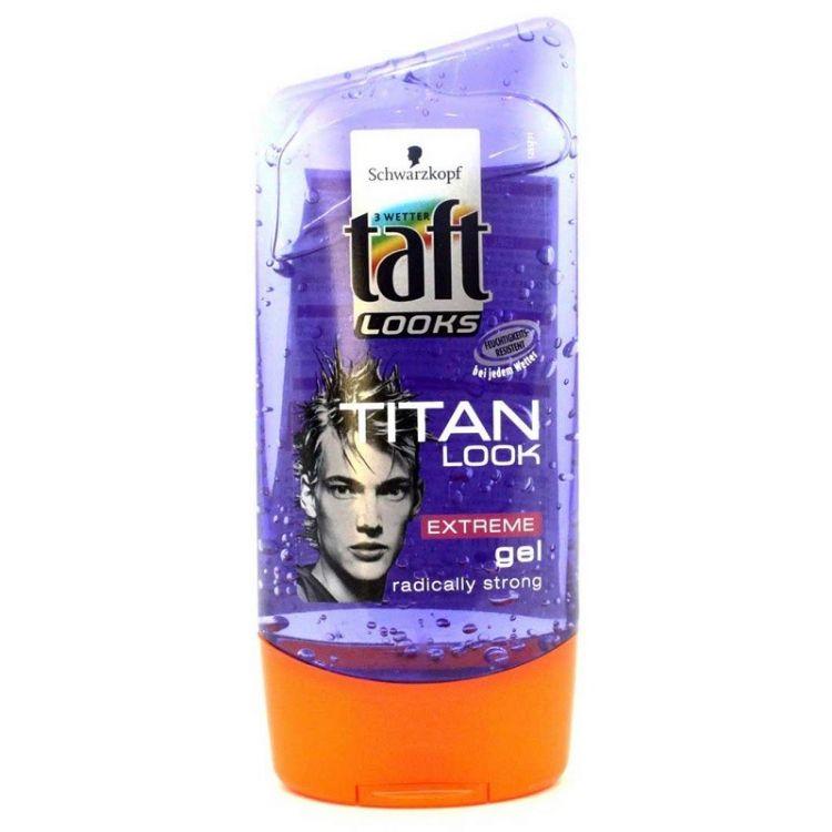 testanera taft titan look extreme gel radically strong 300ml