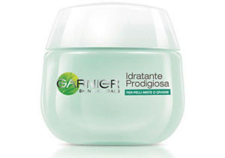 Garnier crema idratante prodigiosa pelli miste o grasse..