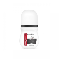 BOROTALCO Deodorante Roll-On Invisible 50 Ml