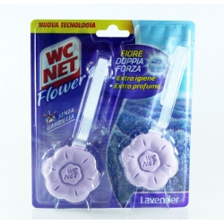 WC NET Flower Cassa Mista - 2pz