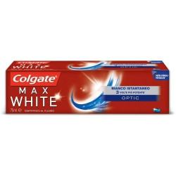 COLGATE Dentifricio Max White Optic 50 Ml