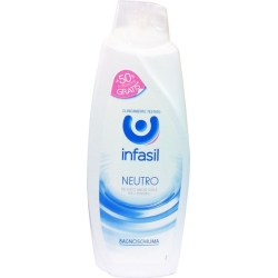 INFASIL Bagnoschiuma Neutro - 750ml