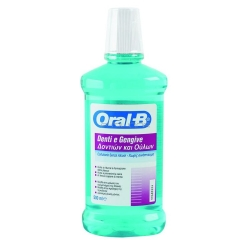 ORAL-B Collutorio Denti e Gengive - 500ml