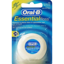 ORAL-B Filo Interdentale Cerato Floss 50 Mt