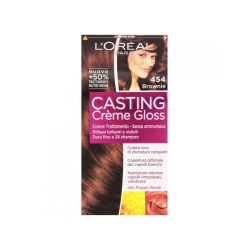 L'OREAL PARIS Casting Crème Gloss 454 Brownie