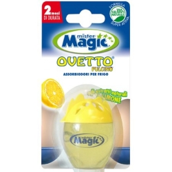 MISTER MAGIC Deodorante Frigo Ovetto