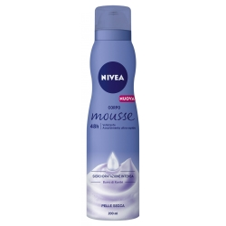 NIVEA BODY MOUSSE VELLUT.200ML