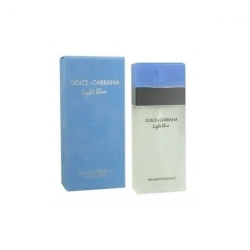 D&G Light Blue Eau de Toilette Donna Natural Spray - 25ml