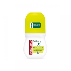 BOROTALCO deodorante roll on -Active Giallo