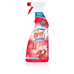 BREF Brillante Multiuso per Tutte le Superfici Spray - 750ml