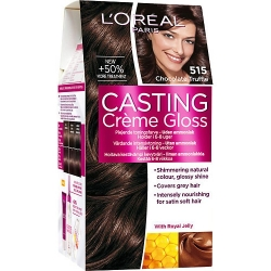 L�OREAL PARIS Casting Crème Gloss 515 Marrone Cioccolato Glassè