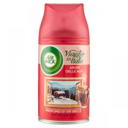 AIR WICK FreshMatic Collection 1 Morbida Seta e Fiori di Luna - 250ml