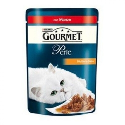 GOURMET Perle Filetti di Manzo in Salsa - 85gr