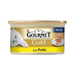 GOURMET Gold in Mousse di Pollo - 85gr