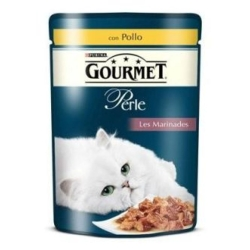 GOURMET Perle Filetti di Pollo in Salsa - 85gr