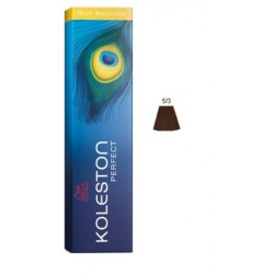 KOLESTON  PERFECT 5.3 Castano Chiaro Dorato