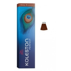 KOLESTON  PERFECT 6/74 Biondo Scuro Sabbia Ramato