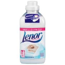 LENOR Ammorbidente Concentrato Tocco di Purezza - 750ml