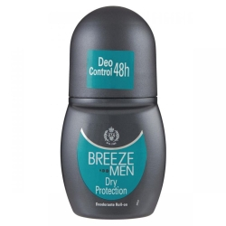 BREEZE MEN Deodorante Roll On Dry Protection